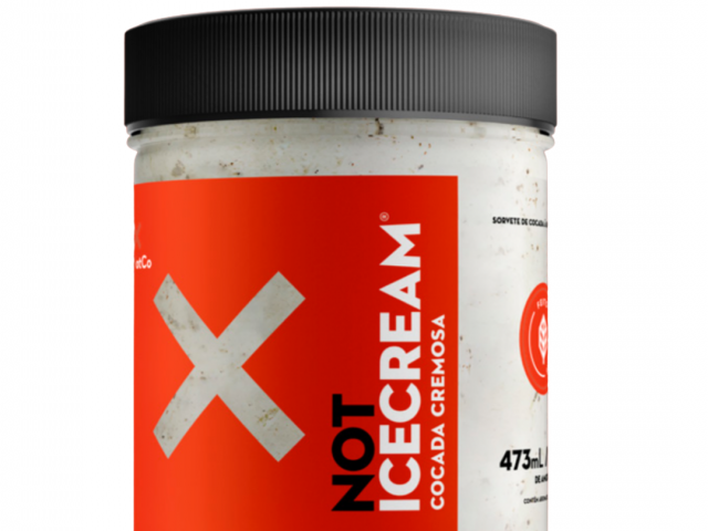 NOT ICECREAM - Cocada Cremosa